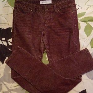 Carve design corduroy jeans